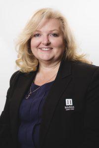 Executive HR Manager Angela Higginson