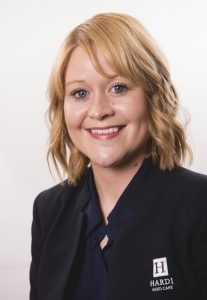 Executive Wellbeing Manager Francesca Glamorgan